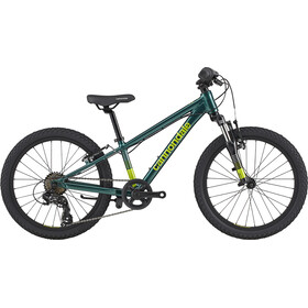 "Cannondale Trail 20"" Kinder emerald"